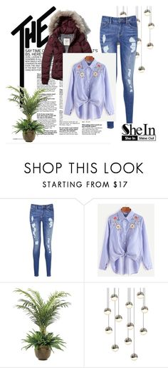 """Bez naslova #70"" by irnes-baco ❤ liked on Polyvore featuring Tommy Hilfiger, Abercrombie & Fitch, NDI and Sonneman"