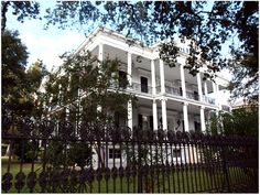 Garden District in New Orleans, LA. Love it there!
