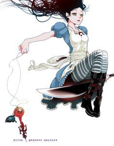 Alice Madness Returns by angorilla.deviantart.com on @deviantART