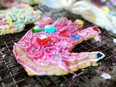 Hand cookies, a great idea for making for a little girls sleepover