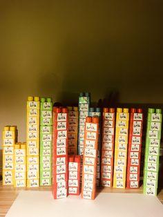 Legolardan oluşan her bir legoya bir birlik yazıp onluk ve birlik kavratmada çok etkili bir materyal oluşturabilirsiniz #matematik #onluk #birlik #2.sınıf #bloklar #toplama #çıkarma #ilkokul #matematiketkinlikeri #materyal #matematikmateryal