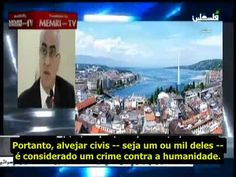 Representante palestino na ONU explica porque Israel não comete crimes d...