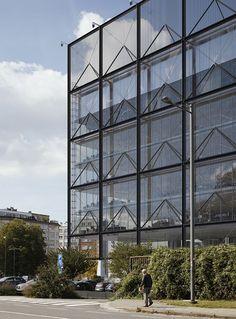 Baukunst . Bruther . Frame Media House . Brussels  (4)