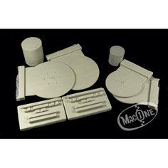 Bobinas industriales Set B - Macone Models