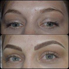 Permanent Make Up  Micropigmentação  Micropigmentação 3D Sobrancelhas Blond
