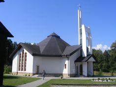 Lipt.Štiavnica - kostol Nepoškvrneného počatia Panny Márie