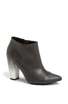bootie bootie boote, rockin' everywhere... question: this heel too much?