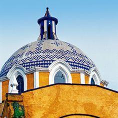 Catedral de Tlaxcala, Mexico http://www.georginayoungellis.com/