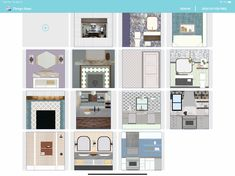 Create a dream home for your clients with Design appy Tile Layout, Tile Installation, Designs To Draw, App Design, Kitchen Design, Gallery Wall, Floor Plans, House Design, Interior Design