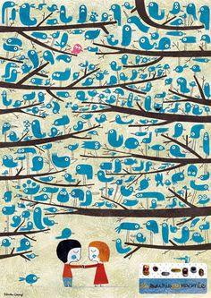 ( La parenthèse enchantée ): Mille oiseaux