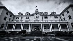 Stanley Hotel, Colorado. This is the place that inspired Stephen King's The Shining