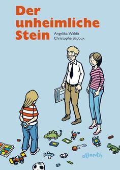 Büchereckerl: Der unheimliche Stein
