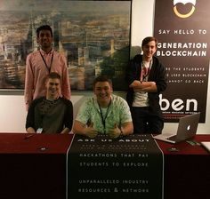 The Blockchain Education Network #ben growing bigger and bigger with every conference! Visit http://ift.tt/23JExfw to form a team of #hackers #hustlers and #hipsters then build the next #generation of #bitcoin and #blockchain applications at our next #hackathon