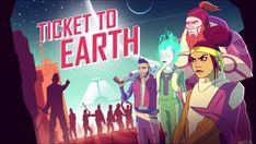 Ticket to Earth es un juego de ROL (RPG) de táctica donde combatiremos con una cierta cantidad de enemigos en una especie de tablero, un juego donde tendrás que usar la estrategia colocando a tus compañeros en lugares específicos para aumentar tu potencia y habilidades. recomendado para los fans de los RPG Tácticos.