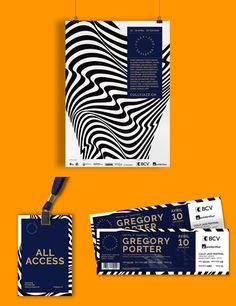 Cully Jazz Festival | Branding