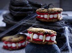 Draculas Kekse mit Biss