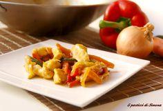 Petto di pollo al curry con verdure - I pasticci di Simona