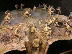 Dioramas and Vignettes: Penal battalion. The Breakthrough, photo #1