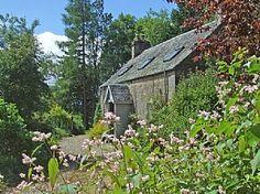 Cottage rentals in Kinloch Rannoch, Pitlochry, Central Scotland, UK SC512