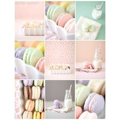 Pinterest / Search results for macaroon via Polyvore