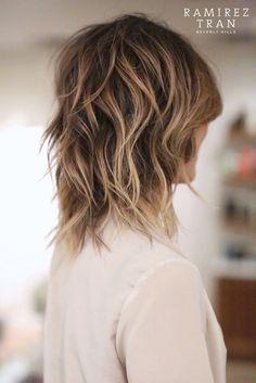Medium Layered Hairstyles 11Shorttomediumlayeredhairstyles  Hair  Pinterest  Medium