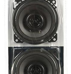 Gwarancja:        24 miesiące gwarancji fabrycznej              Kod Producenta:         5900804055778              P/N:         5900804055778              Kod EAN:         5900804055778              Rodzaj:         Etui na płyty CD              Opis:         Okrągłe głośniki dwudrożne o średnicy 100 mm i mocy maksymalnej 65 W. Skuteczność na poziomie 90 dB/mW, impedancja 4 om, a pasmo przenoszenia od 65 Hz do 20 kHz.