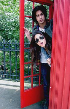 Victoria Justice and Avan Jogia                                                                                                                                                                                 More