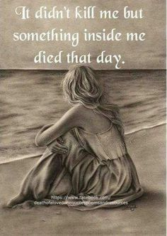 Ein Kunstdruck Glossy Emo Traditional Girl am Strand Ocean Zindy Nielsen - # Great Quotes, Me Quotes, Qoutes, Inspirational Quotes, Arte Emo, Grieving Quotes, First Art, I Miss You, Grief