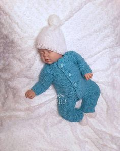 2ee03724a42 Нand knitted woolen jumpsuit knitted romper baby boy girl Knitted Romper