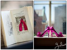 www.garynevittphotography.com  Great shot Gary of Kayla Martells shoes and the wedding rings displayed in a Winnie the Pooh book.