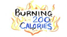 200 Calories in 20 minutes workout