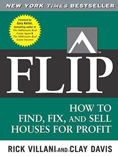 FLIP: How to Find, Fix, and Sell Houses for Profit by Rick Villani http://www.amazon.com/dp/0071486100/ref=cm_sw_r_pi_dp_uJrVwb11AX299