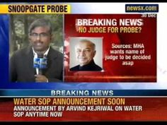 Sources: MHA sends reminder to Law Ministry on Snoopgate - NewsX