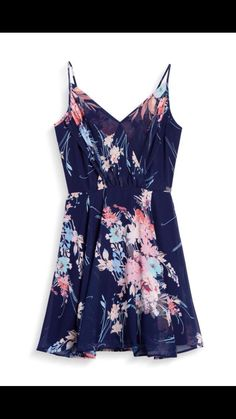 One of my favorite dresses from Stitch Fix! Having a personal stylist is a unique experience. I love that the service is tailored to my individual style, without the high price tag. Zooey Deschanel, Cute Dresses, Cute Outfits, Summer Dresses, Summer Floral Dress, Warm Outfits, Floral Dresses, Trendy Dresses, Spring Outfits