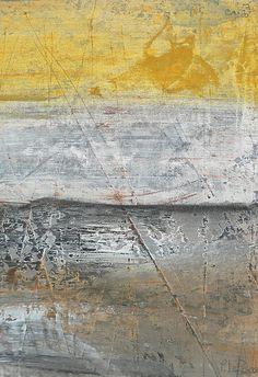 Retrouvez les peintures  abstraites de Pierre Le Preux exposées à la Galerie d'Art Baylère à Thionville.