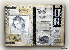 CRAFTLANDIA: art journal