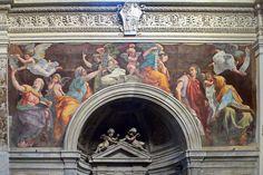 Санта-Мария-делла-Паче, история, описание, фото