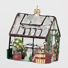NYC Landmarks Flatiron Building Christmas Ornament  Christmas
