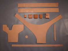 han solo's holster diy | Here's a pic of the MP buckle design for reference. See how those ...
