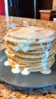 Lemon-ade Ricotta Pancakes