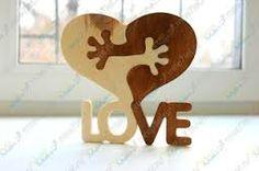 Картинки по запросу сердце из фанеры к 14 февраля