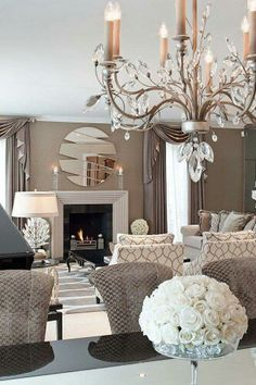 Love every details about this living room
