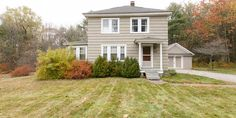 Perfect location! This Scarborough colonial is just minutes to the beach & mere yards to the Eastern Trail.  Hardwood floors in all bedrooms. Large upstairs bathroom w/ clawfoot tub. Bonus laundry room and studio make this a perfect first or second home!