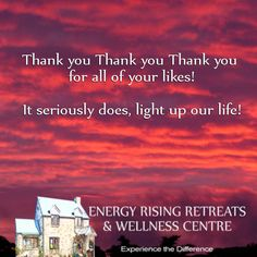 Thank you thank you thank you for 500 likes https://www.facebook.com/EnergyRisingRetreatsAustralia