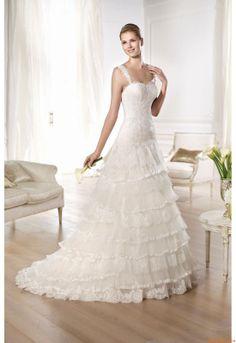 Vestidos de noiva Pronovias Oleiro 2014