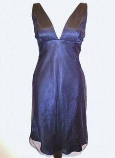 * * * VERA MONT Satin-Kleid schwarz, ca.Gr.36 * * * Vera Mont, Satin, Elegant, Formal Dresses, Ebay, Fashion, Clothing Accessories, Black, Gowns