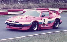 1980 .. Le Mans , entered by Janspeed/ADA-T.R. Register , Janspeed / Triumph TR7 V8 Bi Turbo (producing over 500 bhp) , driven by Sheldon / Harrower / Brindley , DNQ , despite a top speed of over 200 mph on the Mulsanne straight .(raced in B.R.G. for the 1980 race)