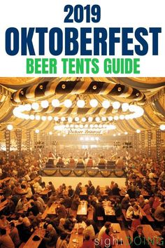2019 Oktoberfest Tents Guide: Compare the Best Oktoberfest Tents Oktoberfest in Munich is the world's biggest party! Each beer tent has different beers to choose from and a very different vibe. Beer Prices, Oktoberfest Party, Munich Oktoberfest, October Festival, Munich Germany, Big Party, Oui Oui, Types Of Music, Best Beer