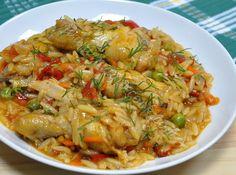 Основные блюда - Блюда из курицы, утки, гуся, кролика, дичи - Волшебная кухня