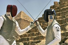 Cairo Grand Prix 2017 - people & places photo: Timacheff S. Fencing, Cairo, Grand Prix, Sling Backpack, Backpacks, Places, People, Bags, Handbags